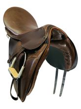 18.5Inch Used Stubben All Purpose Saddle 9080 *Free Shipping*