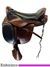 18.5Inch Used Tucker Endurance Saddle 147 *Free Shipping*