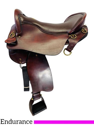 18.5Inch Used Tucker Gen II Endurance Saddle 158 *Free Shipping*
