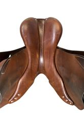 PRICE REDUCED! 19 Inch Used Antares Jumping Saddle C3AAAR19L *Free Shipping*