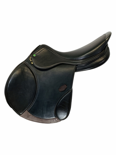 19 Inch Used Henri De Rivel All Purpose Saddle  *Free Shipping*