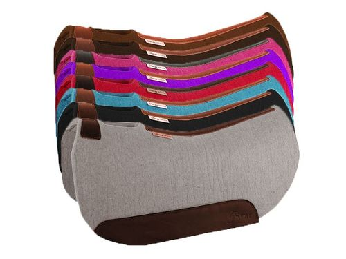 "5 Star ""The Barrel Racer"" Saddle Pad 28""L x 30""D *free gift*"