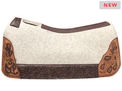 "LIMITED EDITION! 5 Star ""Western Classic"" Saddle Pad Standard or Barrel *free gift*"