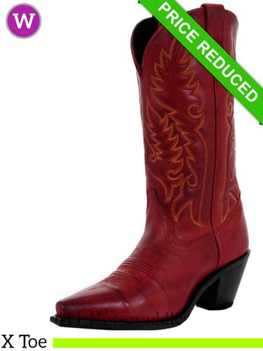 6B 6.5B 8.5B 9B Medium Women's Laredo Boots CLEARANCE