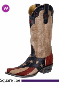 8.5B Women's Old Gringo San Marcos Boots YL066-5