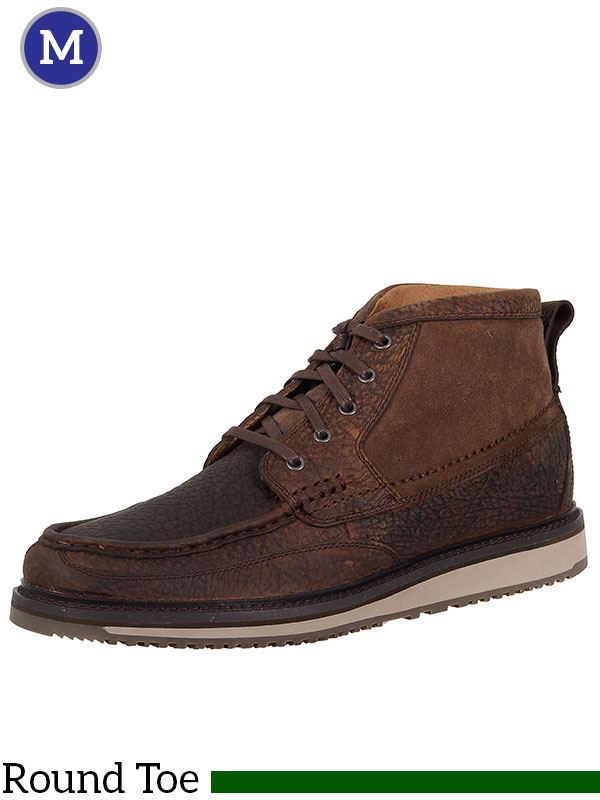 Men's Ariat Lookout Lace-Up Leather and