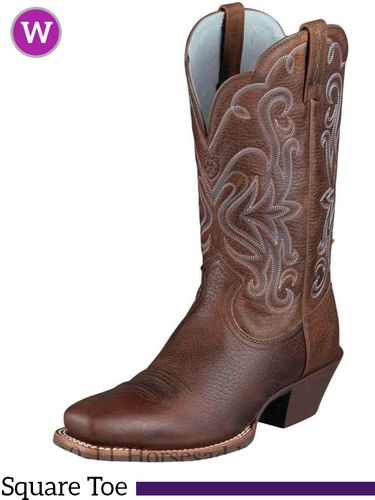 Women's Ariat Legend Brown Oiled Rowdy Boots 10001046
