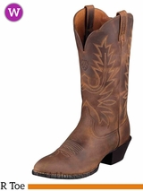 Women's Ariat Heritage Distressed Brown Boots 10001021
