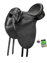 Bates Outback Heritage CAIR Saddle w/Free Gift