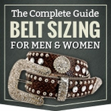 Belt Sizing Guide
