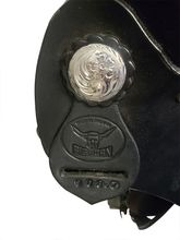 """17"""" Big Horn Extra Wide Trail Saddle 908, CLEARANCE"""