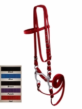 Big Horn Tuffy Pony Brow Bridle 7299