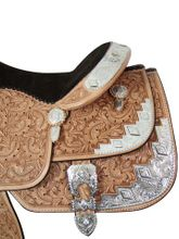 """16"""" Billy Cook Wide Show Saddle 9002, CLEARANCE"""