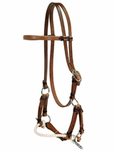 Billy Cook Single Rope Nose Side Pull 15-3004