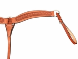 Billy Cook Waffle Border Breast Collar 12-723
