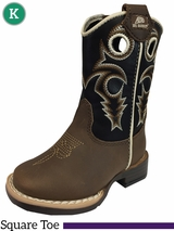 Blazin Roxx Double Barrel Trace Toddler Boots 4419202