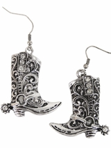 Boot Earrings 30360