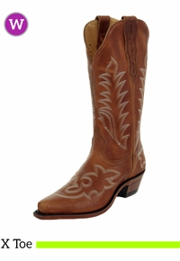 Boulet Boots Women's Snip Toe Boot 1668