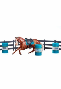 Breyer 62201 Barrel Racing