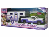 Breyer Horse Crazy Truck & Trailer 5369