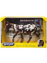 Breyer Spirit of the Horse 1816 Buckeye