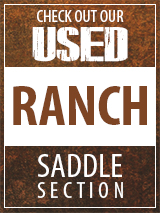 Check out our Used Ranch Saddle section