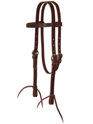 Circle Y Browband Pony Size 0124-1305P