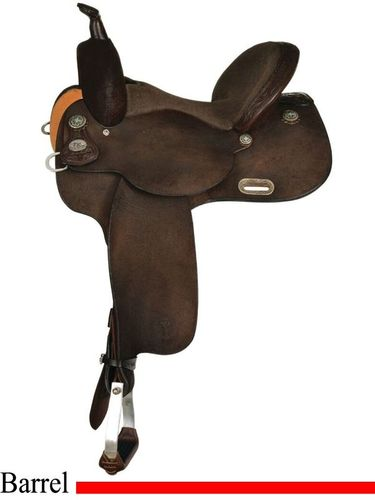 Circle Y Kelly Kaminsky KK  Barrel Saddle 1506 w/Free Pad
