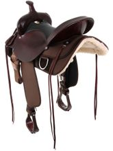 "15"" to 17"" Circle Y Lady Trail Saddle 5903"