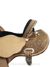 "15"" Circle Y Josey Ultimate Hiphugger Barrel Saddle 1174, CLEARANCE"