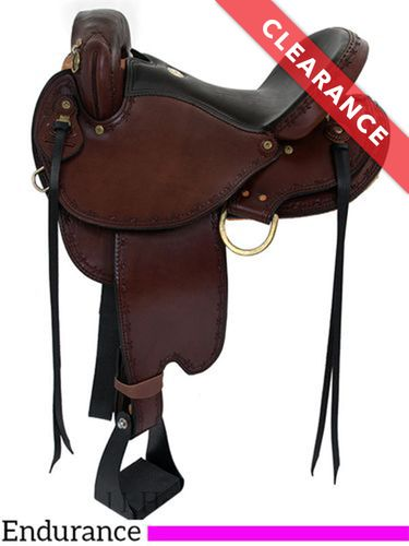 "16"" Dakota Endurance Trail Saddle 313, CLEARANCE"
