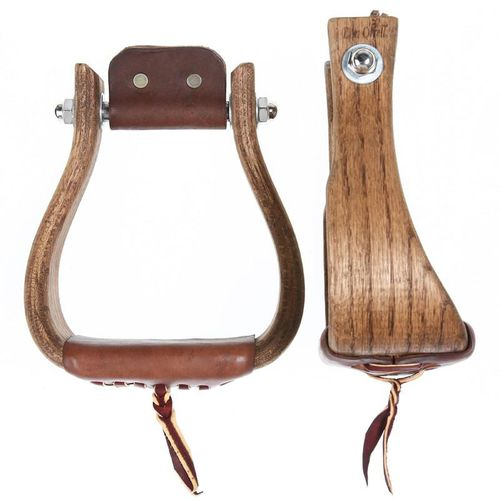 Don Orrell Offset Rancher Stirrups