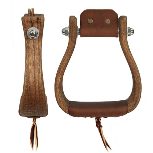 Don Orrell The Rancher Stirrups