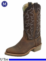 Men's Double-H ICE™ Old Town Folklore Roper Boots DH1552