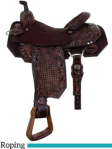 "13"" to 17"" Double j Hi-Tech Roper SHT266"
