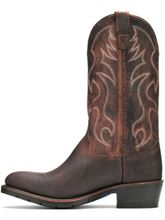 "Men's Double-H 12"" Domestic AG7™ Work Western 3282"