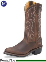 "Men's Double-H 12"" Domestic AG7� Work Western 3282"