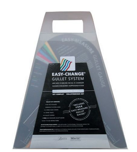 EASY-CHANGE Gullet System Complete Pack 900