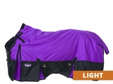 Tough-1 Super Tough 1680D Waterproof Poly Turnout Sheet 34-3160S