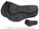 "Fabri-Tech Cush-n-air Contest Saddle Pad 28""L x 28""D 7702"