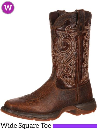 10B Women's Durango Rebel Steel Toe Western Boots RD3315