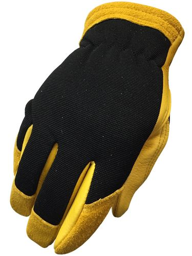 Medium - HD Xtreme Men's Deerskin Palm Gloves H2115667
