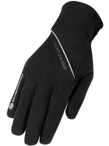 DISCONTINUED 2020  Size 8 Heritage Polarstretch™ Fleece Gloves HG293