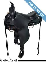 """PRICE REDUCED! 16"""" High Horse Gaited Trail 6970, Floor Model"""