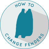 How to Change out Fenders