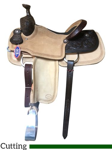 """16"""" to 18"""" HR Buster Welch Cutter Saddle 52"""
