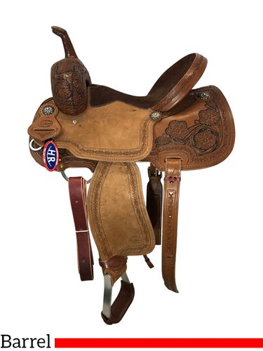 HR Hud Roberts Signature Series  Barrel Racer 337H