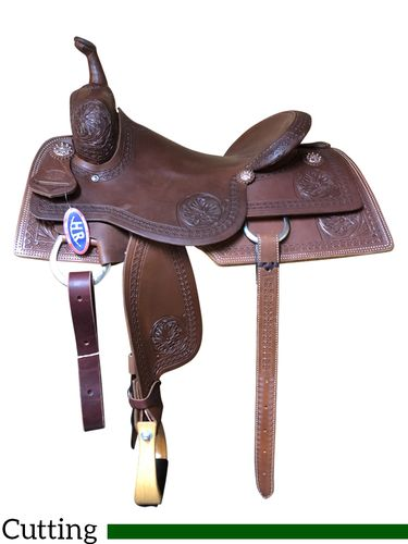 "14.5"" to 18"" HR Signature Series Cutting Saddle 806"