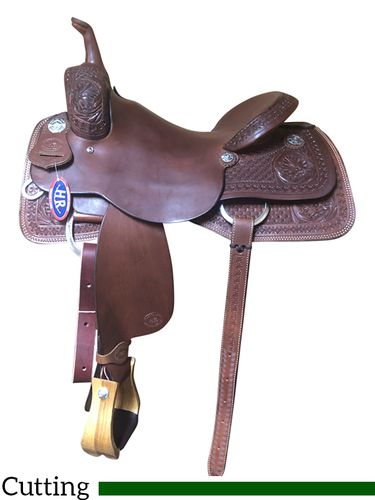 "14.5"" to 18"" HR Signature Series Cutting Saddle 797"