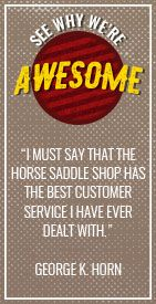 Horse Saddle Shop About Us